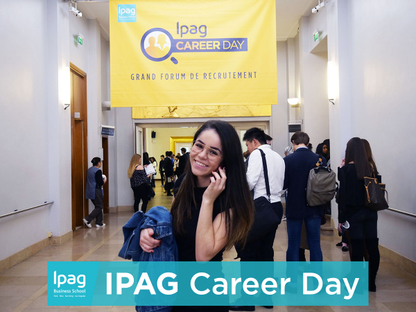 IPAG Career Day, le grand forum de recrutement